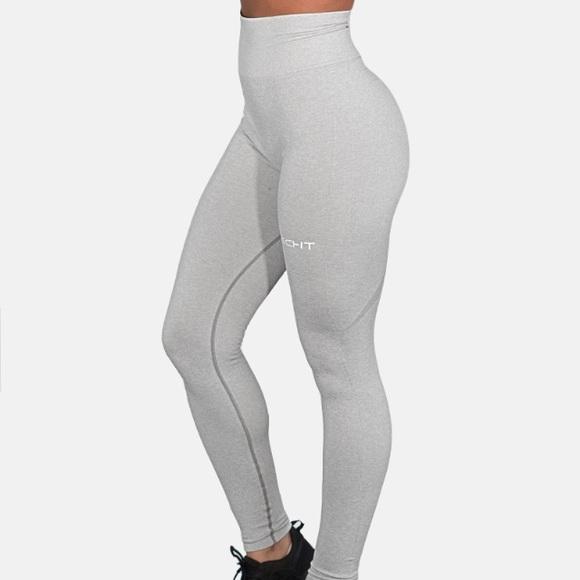 80738d4c71dd9 echt apparel Pants - Echt apparel seamless arise leggings in flint